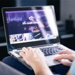 Kako do spletne strani