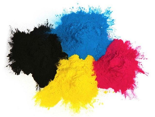 Toner - barve