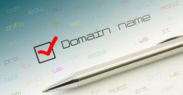 Spletne domene